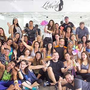 Fun Times at Loibels Fitness Dance Center